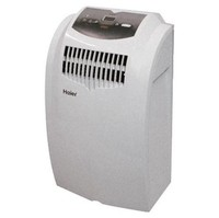 Haier CPR09XC7 9000 BTU Air Conditioner: Brand: Haier: Type: Portable:  Energy Efficiency Rating: 9.5: Cooling Capacity: 9000: Air Flow: 200:  Cooling Watts: ...
